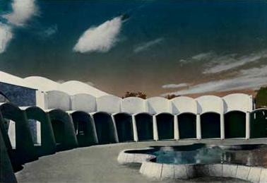 Feria del campo madrid a o 1948 - Recinto ferial casa de campo madrid ...